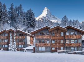 Hotel Matthiol, Hotel in Zermatt