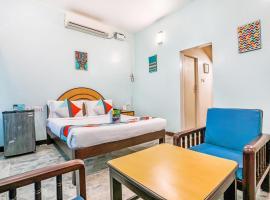 FabExpress Santhi Inn, hotel in Pondicherry