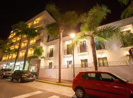 Hotel Carmen Almuñécar by Bossh Hotels, hotel near Acantilados de Maro-Cerro Gordo, Almuñécar