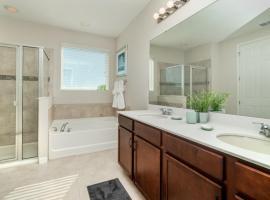 5 Star Villa on Solara Resort with First Class Amenities, Orlando Villa 3296, cottage in Kissimmee
