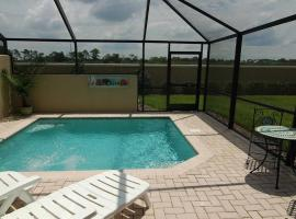 Rent a Luxury Townhome on Windsor Hills Resort, Minutes from Disney, Orlando Townhome 3294, cottage in Orlando