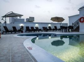 The View Al Barsha Hotel Apartments, apartment in Dubai