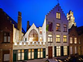 B&B Huis ´T Schaep, hotel near Diamond Museum, Bruges