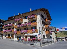 Hotel San Rocco, hotel in Livigno