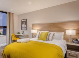 Dwell City Living, hotel in Nottingham