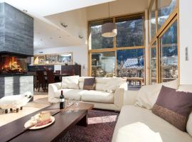 Chalet Raphael- Chamonix All Year, chalet i Chamonix-Mont-Blanc