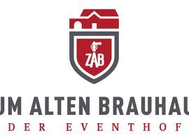ZAB Eventhof - Zum alten Brauhaus, Hotel in Euskirchen