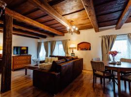 Domček na Staromestskej., dovolenkový dom v Banskej Štiavnici