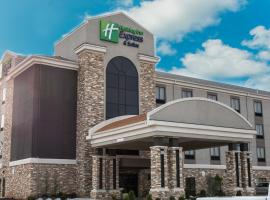 Holiday inn Express & Suites Oklahoma City Southeast, hotel in Oklahoma City