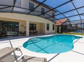 Luxury at Veranda Palms 6 bedrooms Private Pool, apartment in Kissimmee