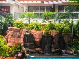 Calangute Palms -, apartment in Calangute