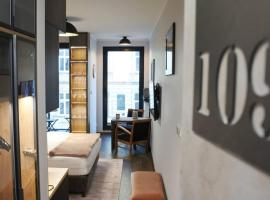 BOUTIQUE 109 - old city, luxury apt. with a garage, hotel di lusso a Cracovia