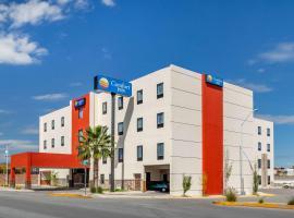 Comfort Inn Chihuahua, hotel in Chihuahua