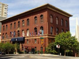 University Club of San Francisco, hotel in Nob Hill, San Francisco