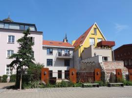 Backbord Und Steuerbord, holiday home in Stralsund