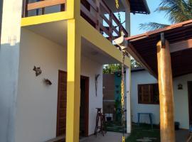 Flat Sonhos de Milagres, apartment in São Miguel dos Milagres