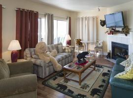 River Place Condos 411 3BD, vacation rental in Pigeon Forge
