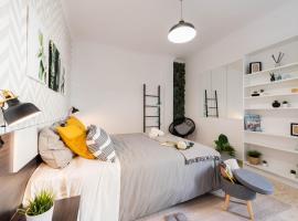 Nordik Rooms, hostelli Malagassa