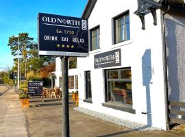 Old North Inn Hotel, Inverness, B&B in Inverness