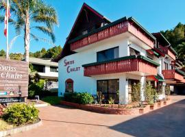 Swiss Chalet Lodge Motel, motel in Paihia