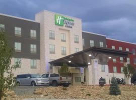 Holiday Inn Express & Suites Price – hotel w mieście Price