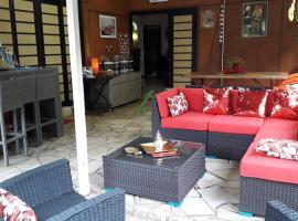 Fare D'hôtes Tutehau, guest house in Papeete