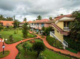 Indy Coconut Grove Beach Resort- A Beach Property, hotel in Colva