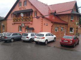Hotel Kolonial Skalité SR – hotel w pobliżu miejsca Wyciąg narciarski Rachowiec w Skalite