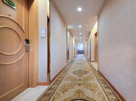 Vienna 3 Best Hotel(Guangdong Yangchun Bus Station Shop ), отель в городе Янцзян