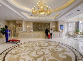 Vienna Hotel (Nanchang county ChengbiLakes Station), отель в городе Наньчан
