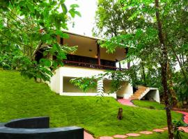 Green Garden Lotus, hotel in Vythiri