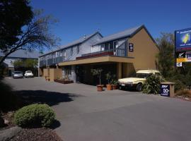 Sherborne Motor Lodge, motel in Christchurch