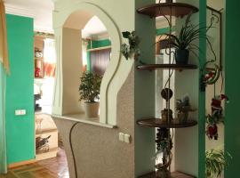 Apartment on Vernadskogo, hotel in Lviv