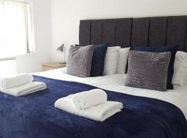 Brookdale Lodge, vacation home in Telford