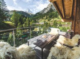 Luxury Chalets & Apartments by Mountain Exposure