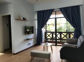Hotel century mahkota homestay, apartment in Malacca