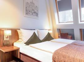 Ramada by Wyndham Frankfurt City Centre, hotel near Eiserner Steg, Frankfurt/Main
