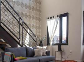 Congress Loft, Center City, Amazing Views - CONTACTLESS CHECK IN, apartment in Philadelphia