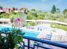 Hotel Residence Holiday, hotel a Sirmione