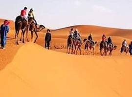 Los 10 Mejores Campings En Merzouga Marruecos Booking Com