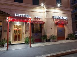 Hotel Tirreno, отель в Генуе