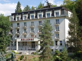 Hotel Bellevue, hotel v destinaci Karlovy Vary