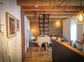 Besighomes Apartment Tiny House, Ferienwohnung in Besigheim