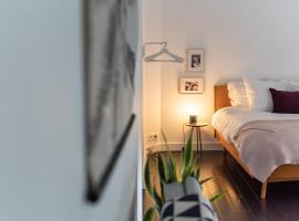Huis Alfons, budget hotel in Mechelen