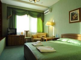 Лермонтов Отель, отель в Омске