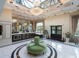 Bonnington Hotel & Leisure Centre, hotel i Dublin