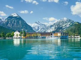 Travel Charme Fürstenhaus Am Achensee, golf hotel in Pertisau