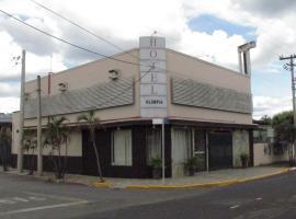 Hotel Olimpia, hotel em Olímpia
