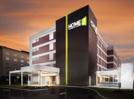 Home2 Suites By Hilton Newark Airport, hotel near Newark Liberty International Airport - EWR, Newark