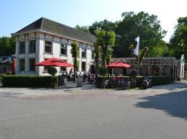 Hotel-Restaurant Het Rechthuis, hotel en Muiderberg